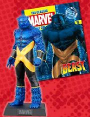 Classic Marvel Figurine Collection #016 Beast Eaglemoss Publications
